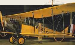 Curtiss JN-4D Jenny